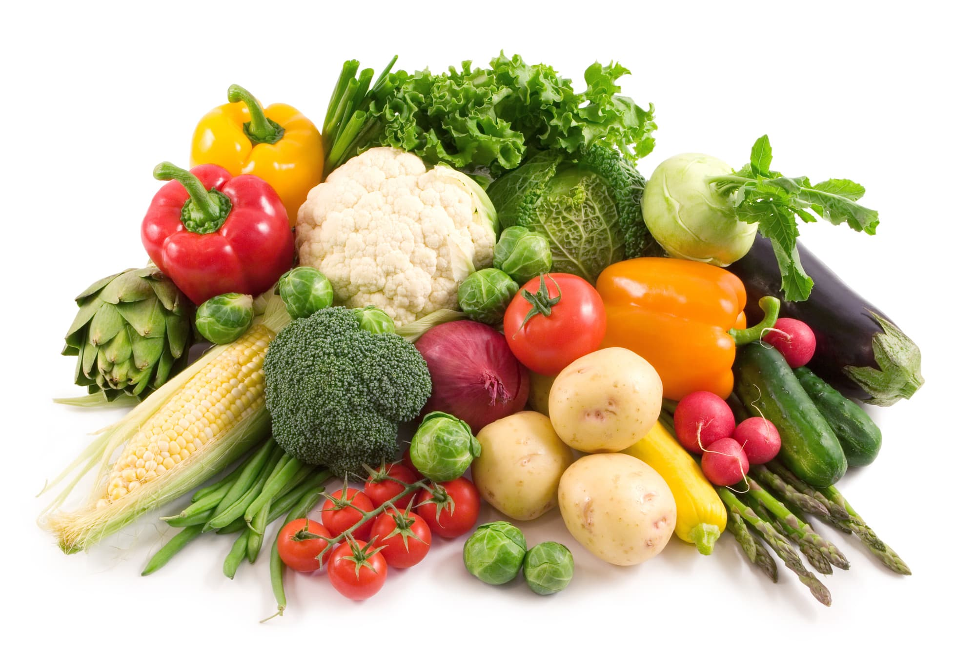 Fresh and Exotic Vegetables